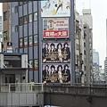彩虹廣告看板