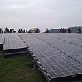 青青步道之太陽能發電