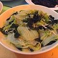 小魚海帶芽白菜