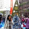 新光三越大聖誕樹