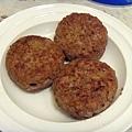 2011/04/08 牛肉漢堡排