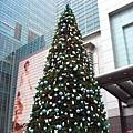 台北101聖誕樹