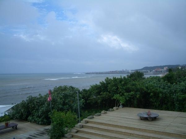 看到海感覺真的很棒