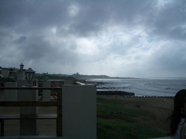 當天天氣不佳