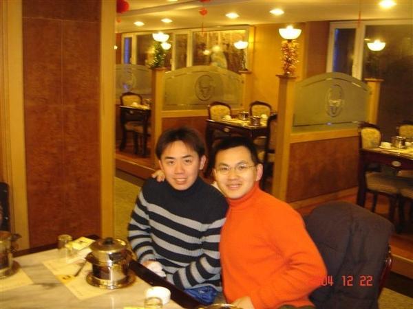 中國城吃火鍋