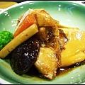 醬燒鰤魚頭