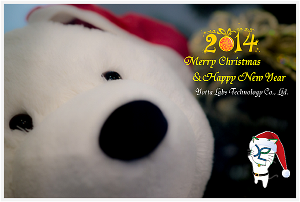 CIP Blog - 2013聖誕 億霈 實習
