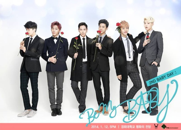 BAP-second-BABY-day