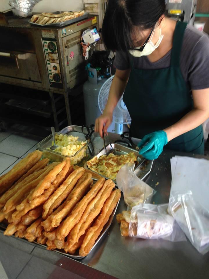 新興街燒餅3