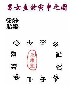 《扁鵲‧難經》-03-男女生於寅申之圖.JPG
