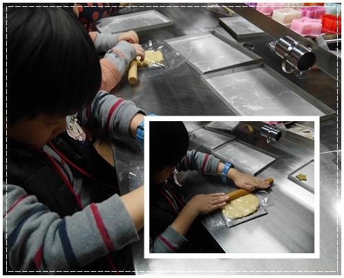 餅乾DIY活動7