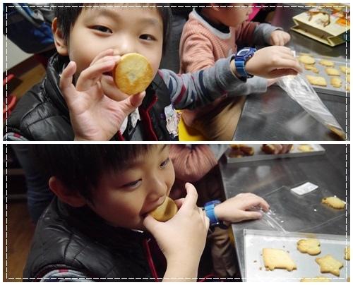餅乾DIY活動9