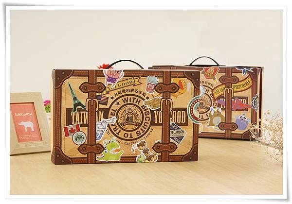 優格餅乾旅行箱禮盒2