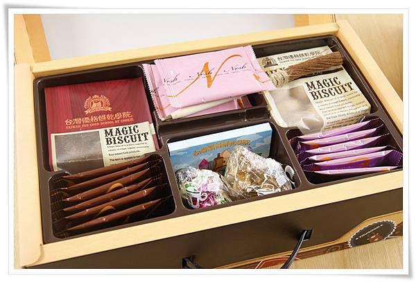 優格餅乾旅行箱禮盒5