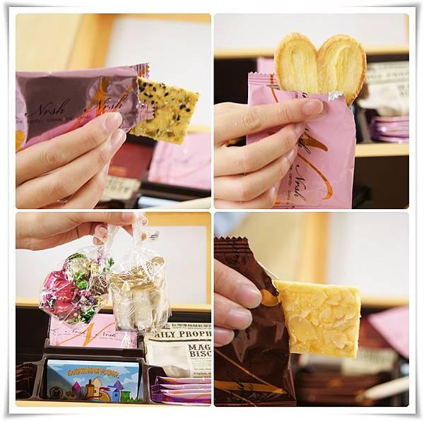 優格餅乾旅行箱禮盒6