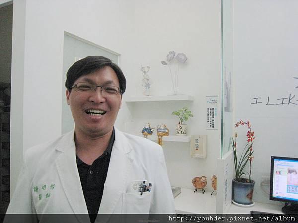 謝明傑醫師今天長尾巴