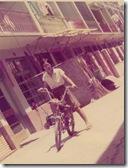 國中陪我三年的迷你腳踏車