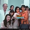 這是蕭醫師在祐德第一次生日1