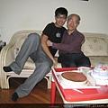 燿東和爸爸