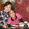 小瑜和可愛的大女兒