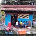 柬浦塞〈combodia〉當地的小孩