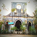 第一、二天義診的地點--聖瑪莉天主教堂,是一首超過百年歲月洗禮的老教堂