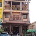 暹粒市區的飯店是我們第三天晚上下榻處。