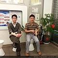 感謝兩位帥哥醫師也能犧牲午休參予上課.jpg