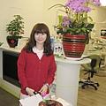 因為妍榛要趕著去考試,雯萱變成今天唯一的壽星.jpg