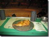 Robert請大家參加中古騎士晚餐秀2014.07.26-7好可怕的雞喔!