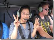 坐在直升機上,準備飛往大峽谷2014.07.28-1