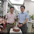 9月壽星---奕安和大鈞醫師,祝你們生日快樂,心想事成。.jpg