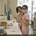 會中還請了崴仕洪小姐來幫醫師助理上課。-1.jpg