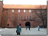 瑞典斯德哥爾摩的市政廳外觀-2.16早上行程-1