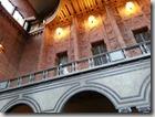 瑞典斯德哥爾摩的市政廳內的藍廳,是每年諾貝爾般獎典禮後舉辦晚宴的地方,-2.16早上行程