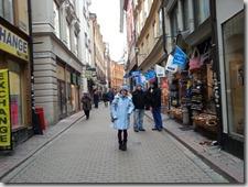 瑞典斯德哥爾摩市區觀光--逛舊城區2015.02.16-2