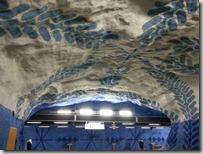 瑞典斯德哥爾摩捷運站之旅--第五戰回到我們的起始點,中央車站-1