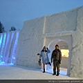 參觀芬蘭的冰雪城堡--大門口2015.02.17-2.jpg
