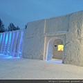 參觀芬蘭的冰雪城堡--大門口2015.02.17.jpg