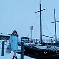參觀芬蘭的冰雪城堡--外面的景緻015.02.17-.jpg