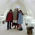參觀芬蘭的冰雪城堡--冰餐廳2015.02.17-4.jpg