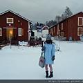 參觀芬蘭的冰雪城堡--廣場有饒舌演唱2015.02.17-.jpg