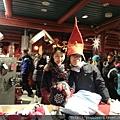 耶誕老人村內的禮品店2015.02.18.jpg