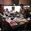 診所提前慶祝中秋節,石頭烤肉聚餐。2015.09.19-4.jpg