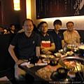 診所提前慶祝中秋節,石頭烤肉聚餐。2015.09.19-8.jpg