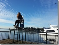 20160202_西雅圖第二天參觀景點,美麗的湖濱公園。-7