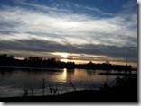 20160209_史丹利公園的湖畔風景,夕陽西下了。-4