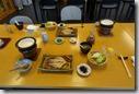 2016.04.05在箱根強羅住宿的民宿所附帶的早餐也很豐盛。-1