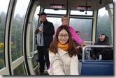 2016.04.05因為昨天天氣不好覽車停駛,今早把握機會完成昨天未竟的行程--坐山中纜車。箱根強羅。