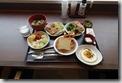 2016.04.06名古屋飯店提供的自助早餐,簡單卻豐盛。